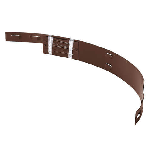 TR Sect Brown Glossy
